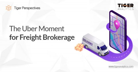The Uber Moment for Freight Brokerage