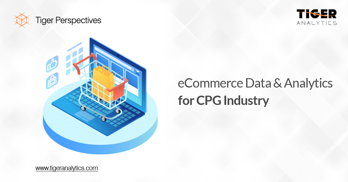 eCommerce Data and Analytics for CPG Industry