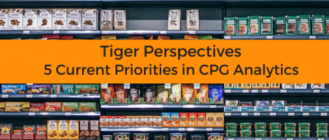 Tiger Perspectives – 5 Current Priorities in CPG Analytics