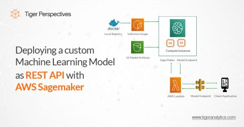 Deploying a Custom Machine Learning Model as REST API with AWS SageMaker