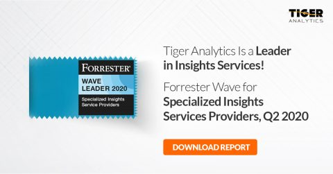 Top Independent Research Firm Recognizes Tiger Analytics as a Leader in Specialized Insights Services