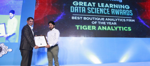 Tiger Analytics is Analytics India Magazine's Best Boutique Analytics Firm of the Year