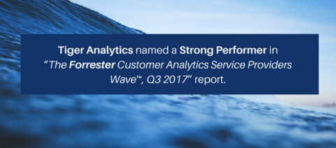 Top Research Firm Recognizes Tiger Analytics as a Strong Performer in Customer Analytics