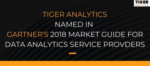 Tiger Analytics named in Gartner Market Guide for Data and Analytics Service Providers
