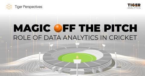 Magic off the pitch: Role of Data Analytics in Cricket