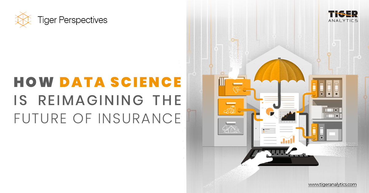 How Data Science is Reimagining the Future of Insurance