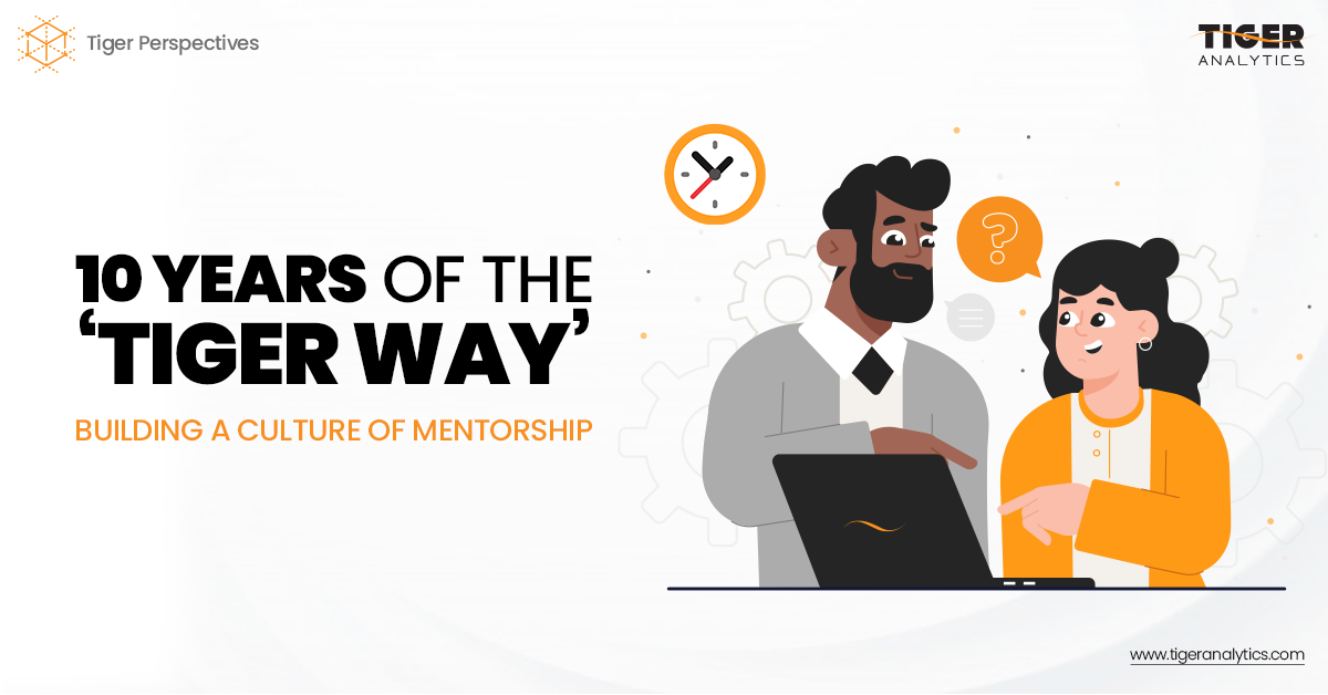 10 years of the 'Tiger Way': Building a culture of mentorship
